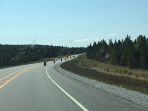 Motorcyclists Quebec