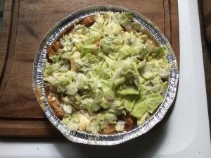Poutine avec Salad